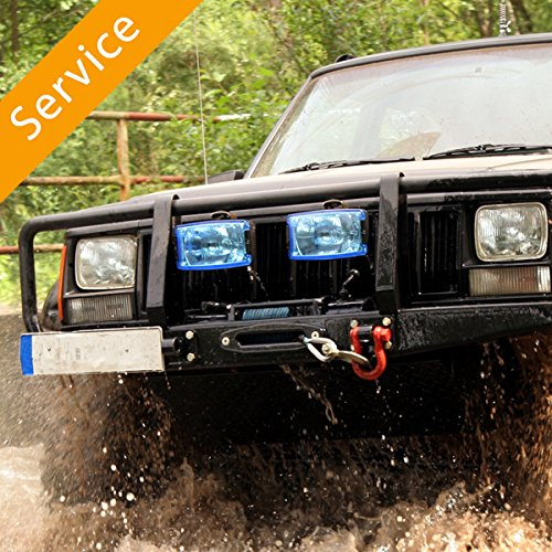 Winch Installation - At Home