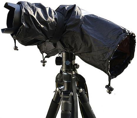 efbbq cámara réflex lluvia/chubasquero/Impermeable/Protector de ...