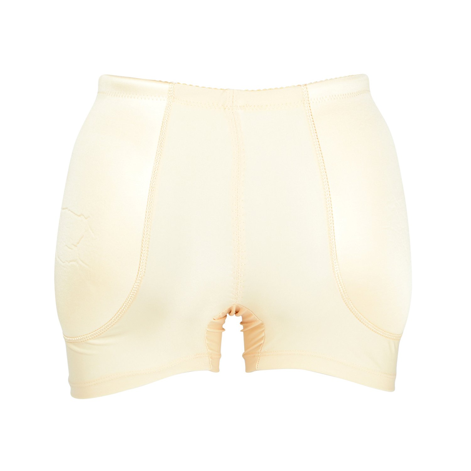 0d5481b220 Queenral Side-Padded Control Panties Butt Lifter Underwear Cotton Shorts at  Amazon Women s Clothing store