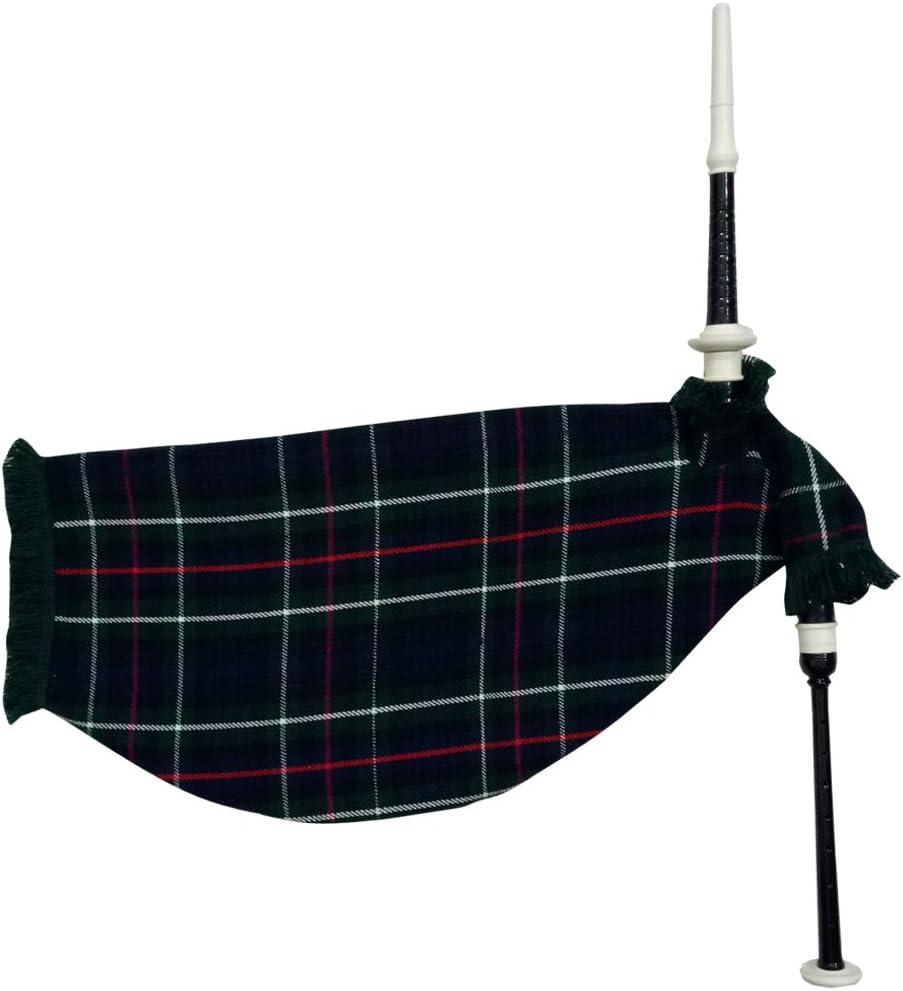 Marca nueva Mackenzie gaitas de ganso palisandro imitación de marfil Mounts gaita: Amazon.es: Instrumentos musicales