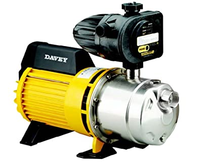 Davey HS20-65Y2T 20GPM @ 65lb Boost - Max Boost 98lbs - 220 ... on