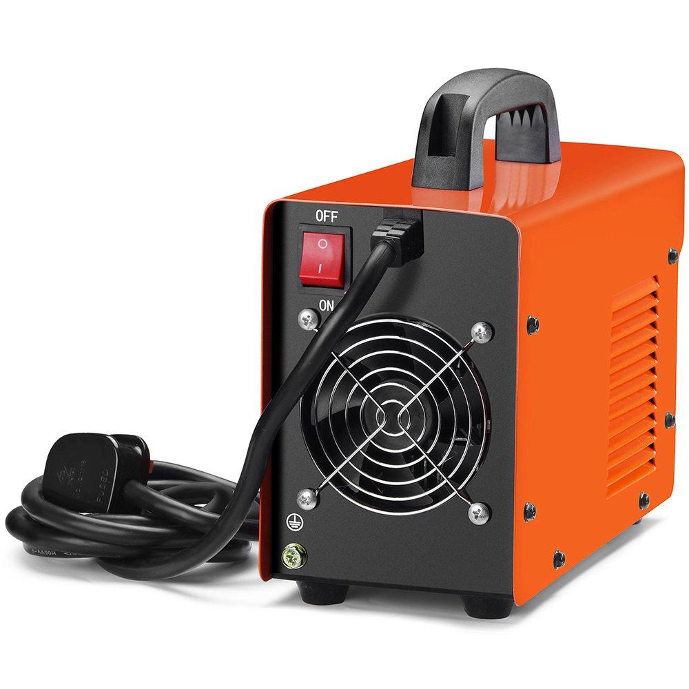 Gomistar 200A ARC MMA IGBT Digital Display LCD Hot Start Machine /à souder Onduleur DC 200 A Tige anti-adh/ésive 220 V 240 V bleu 230 V