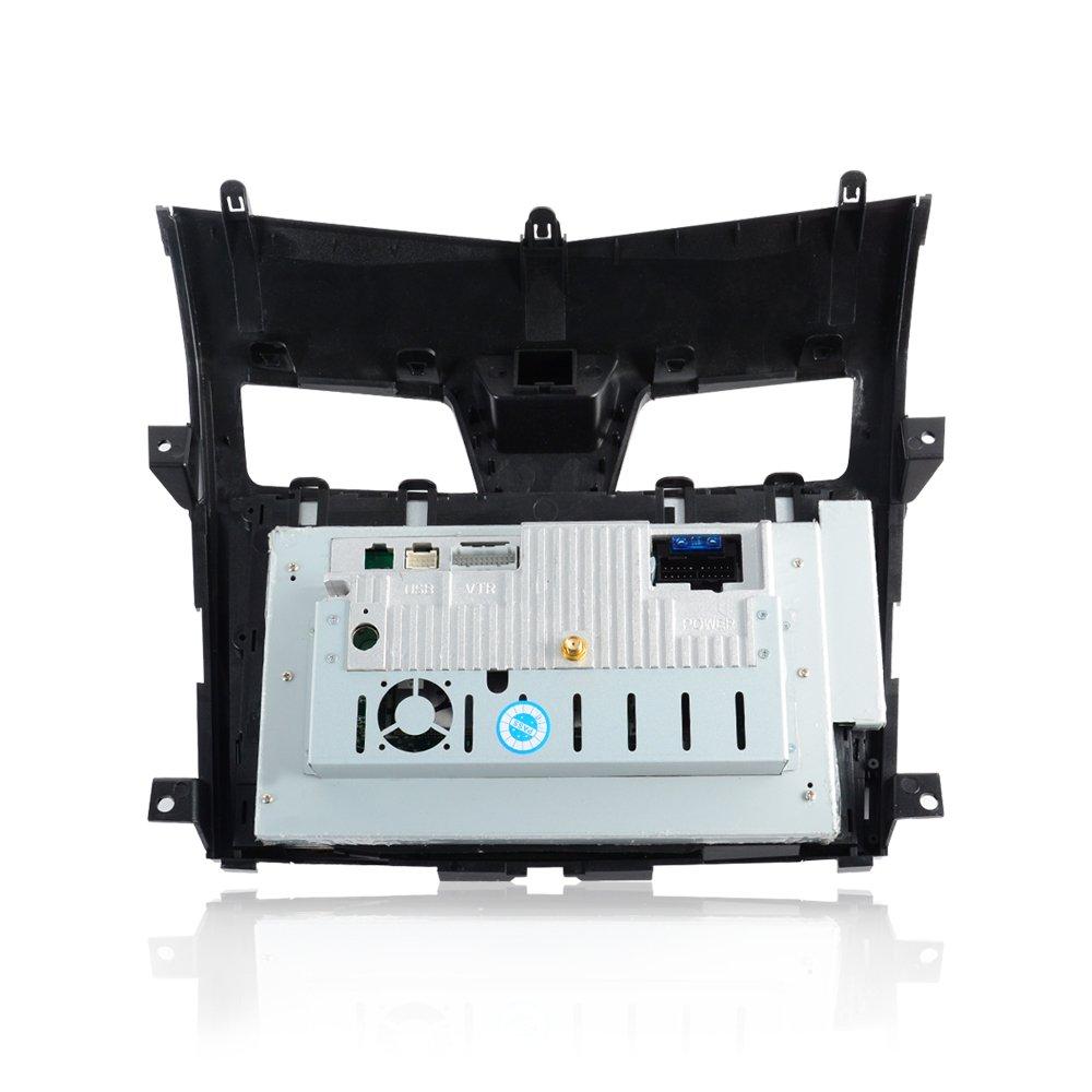 Oneday Tower - Navegador GPS para coche (10,1 pulgadas, sistema de navegación por satélite, 32 GB, con navegación por voz y límite de velocidad direccional ...