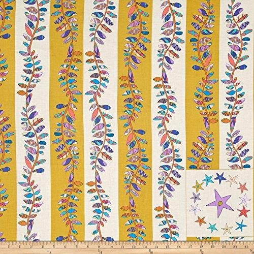 FreeSpirit Fabrics Kathy Doughty Folk Art Revolution Stars and Stripes, Contemporary