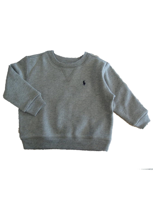 Ralph Lauren Baby Cotton Cotton-Blend-Fleece Sweatshirt 6m