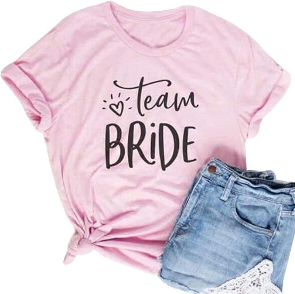 Shirt for Bride Bachelorette Party Favors Team Bride T-shirt Team Bride Shirts Team Bride Shirt Wedding Party Shirts Bridesmaid Tshirt