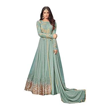 Party tragen indische pakistanische Designer traditionelle ...
