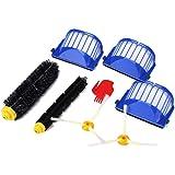 Malloom Piezas de Repuesto para Aspirador de Irobot Roomba 585 595 600 610 620 650 Series