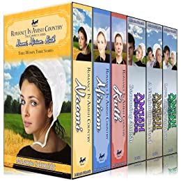 Amish Romance 6-Book Boxed Set Bundle: An Amish Christian Romance Boxed Set Bundle