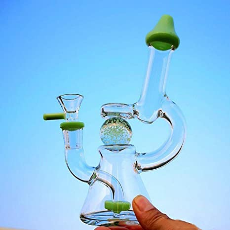 7.5 Inch Glass Small rigs Crafts