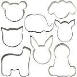 Sweet Elite Tools- Mix and Match Animal Cookie Cutter Set- by Autumn Carpenter