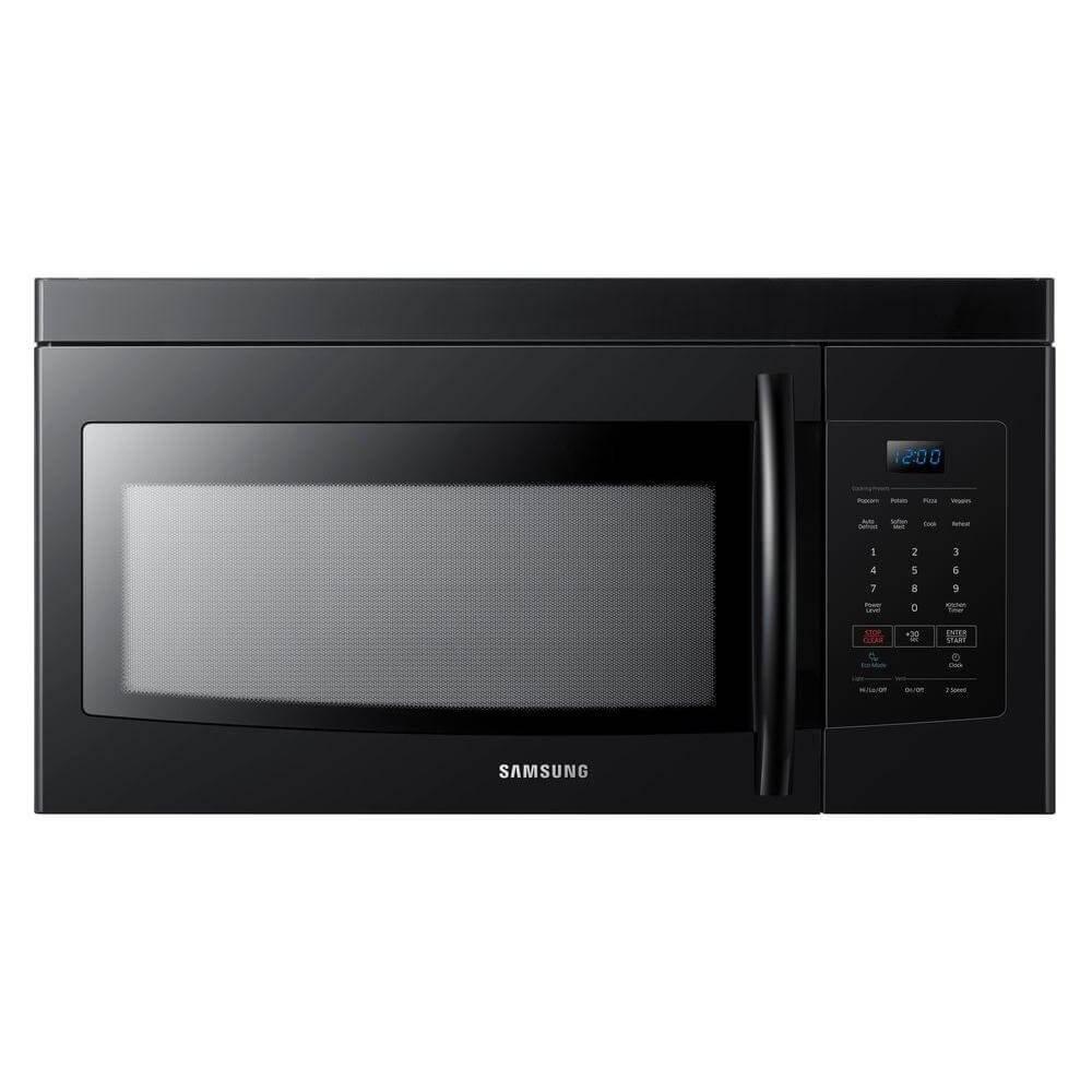 SB1-1.6 cu.ft. Over The Range Microwave (Bla