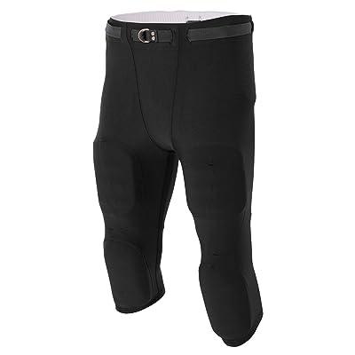 A4 Men's Flyless Football Pant