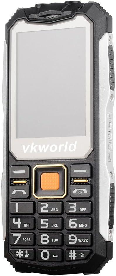 Oasics VKWorld Stein V3S IP54Dual SIM - Smartphone Libre (2,4 ...