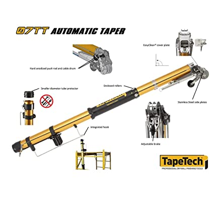 Tapetech Easyclean Automatic Drywall Taper 07tt Amazon Com