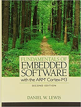 fundamentals of embedded software with the arm cortex-m3 pdf