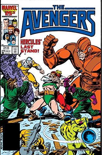 - Avengers (1963-1996) #274