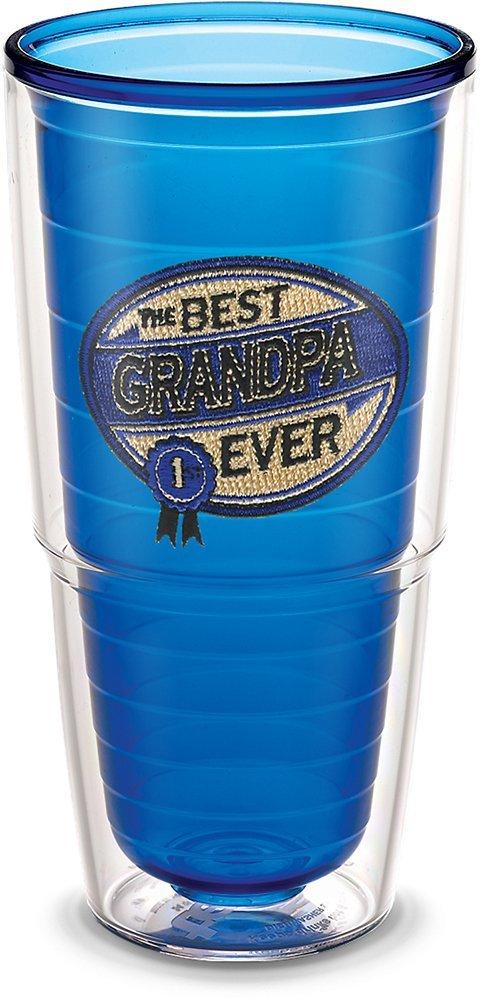 16 oz Set of 2 Clear Tervis Hallmark Best Grandpa Ever Tumbler