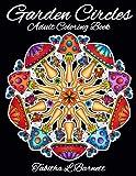Garden Circles: Adult Mandala Coloring Book