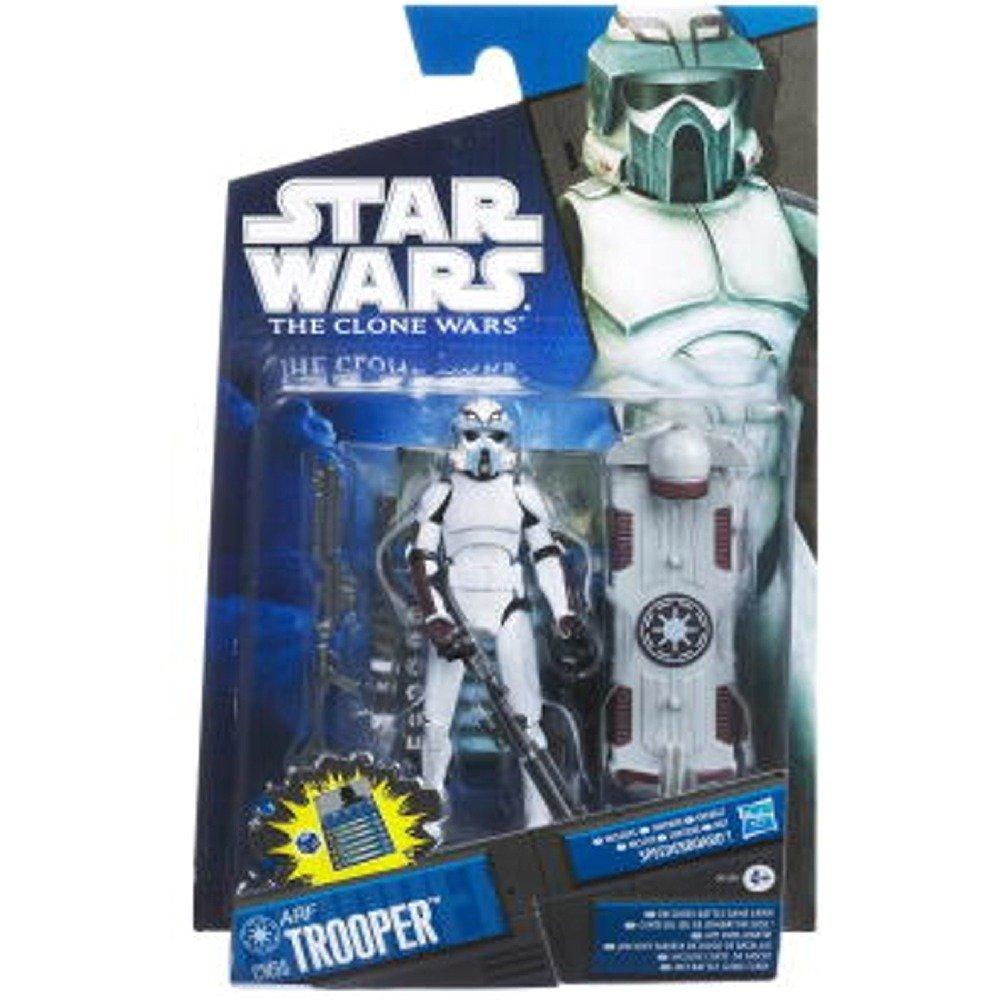Kamino 3.75 Inch Scale Star Wars The Clone Wars 2011 Series ARF Trooper #CW56