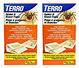 TERRO Spider and Insect Trap T3200CAN ... (2 Pack) ...