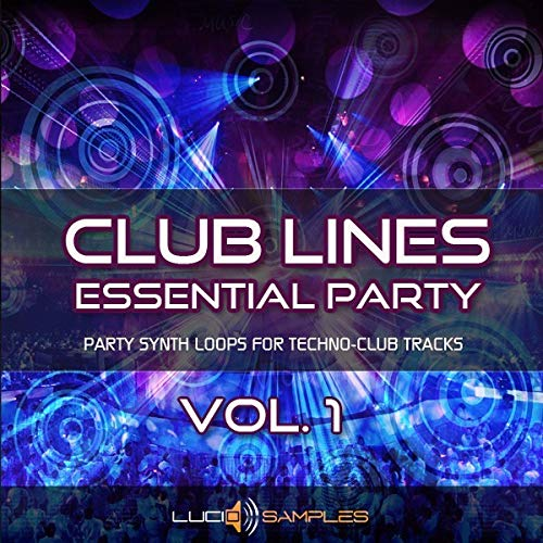 Over 1 GB of Party Synth Loops, really cool and useful for club & techno tracks. This kit contains 972 Synthetic Loops, often with Different Variations | Download