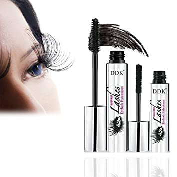 5f134b888a5 Amazon Com Ddk 4d Silk Fiber Lash Mascara Iconoclast Eyelash Lengthening  Cream Make Up Waterproof Volumizing