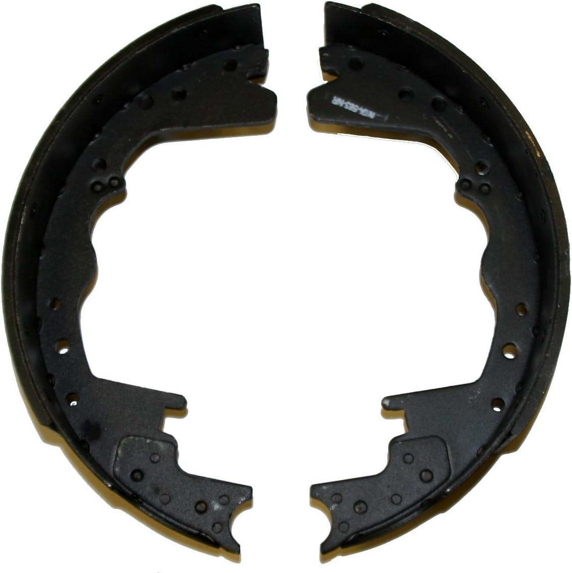 Monroe BX514R Riveted Brake Shoe