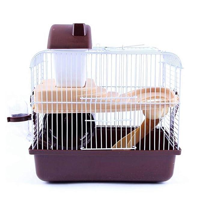 WXH Jaula de hámster Portador portátil para Animales pequeños ...