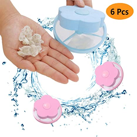 Amazon.com: Filtro flotante para lavadora – bolsa de malla ...