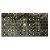 Leader Of The Tribe Rectangle Tablecloth: Medium Dining Room Kitchen Woven Polyester Custom Print