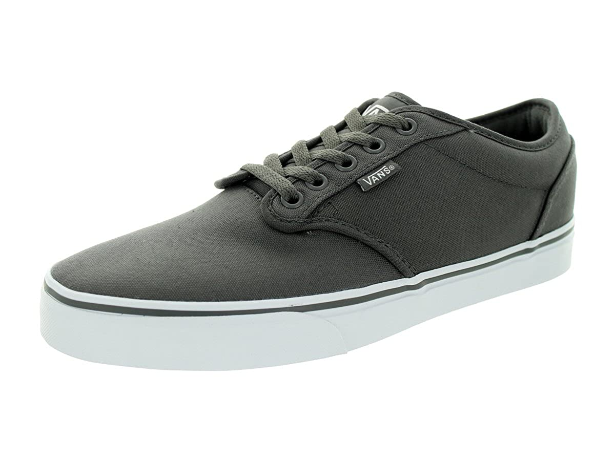 Vans Men Atwood Canvas Low-Top Sneakers  Amazon.co.uk  Shoes   Bags 9b815a1ee