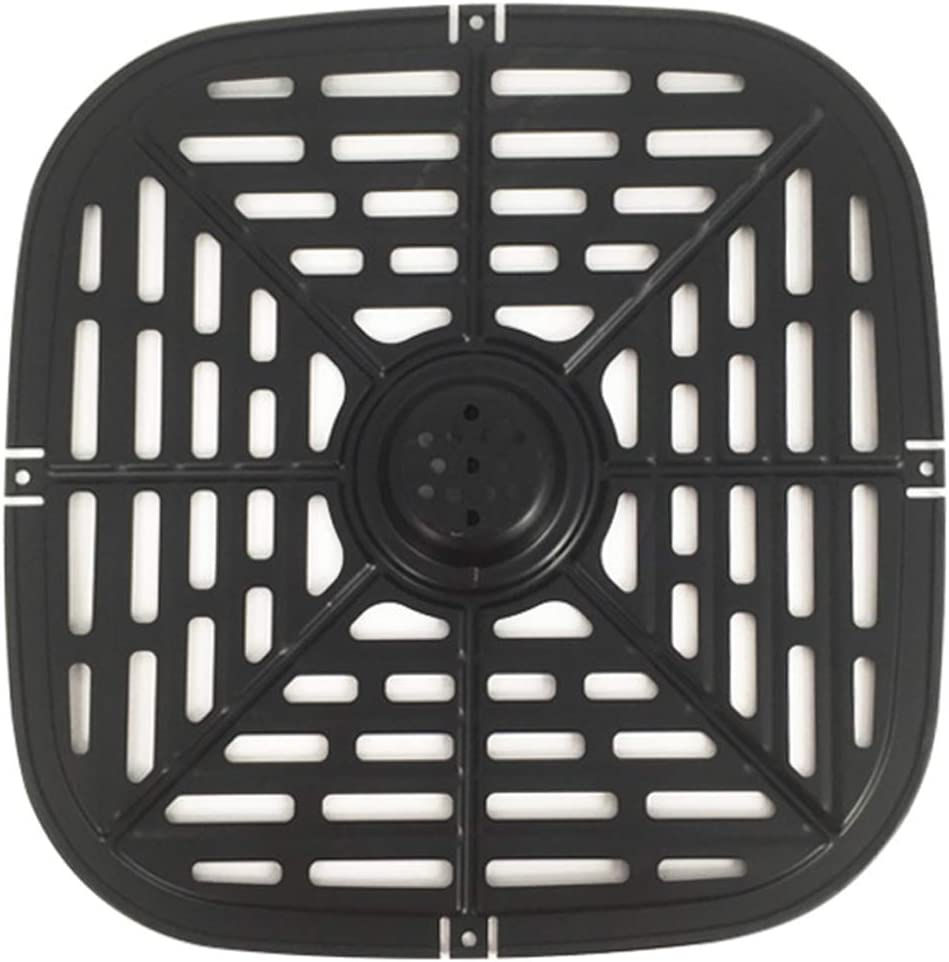 Air Fryer Replacement Grill Pan Fit for Power Dash Chefman 5 QT Air Fryers,Non-Stick Fry Pan, Dishwasher Safe - 8.07in