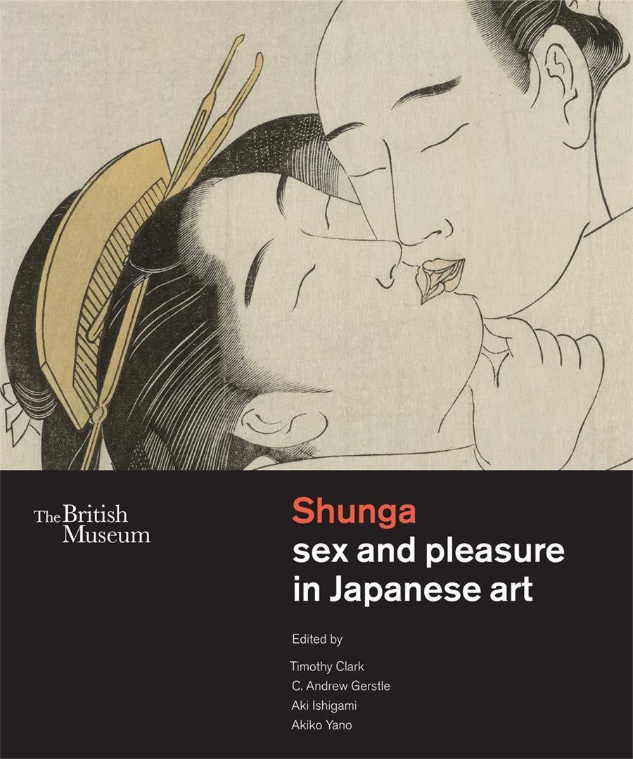 comprar libro Shunga arte japonés