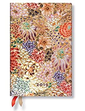 Paperblanks Agenda 2019 con marcapáginas. & Bolsillo ...