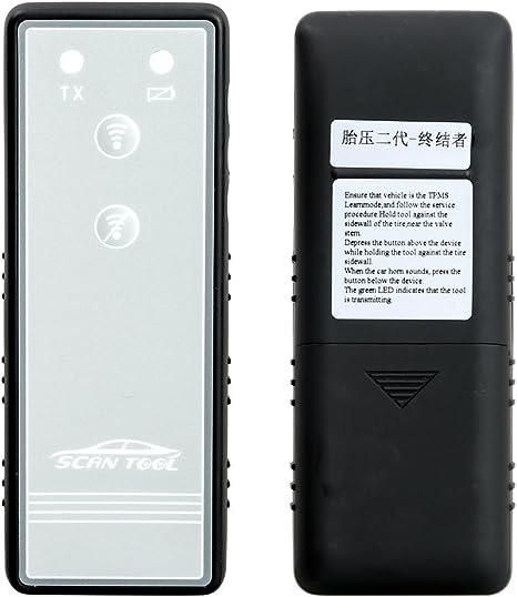 VXSCAN st-TP resetv2-terminator Auto Pressione dei Pneumatici Controllo sensore TPMS Activation Tool