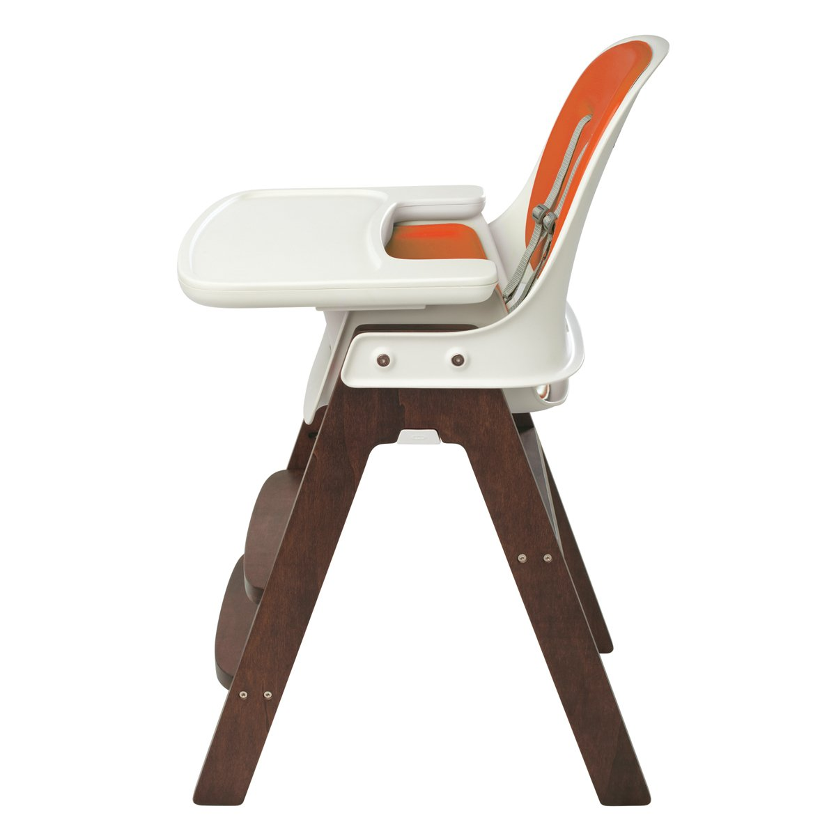 OXO TOT Sprout Highchair (Orange/Walnutt)