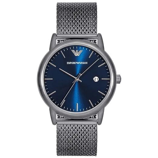 Emporio Armani - Reloj - Grau