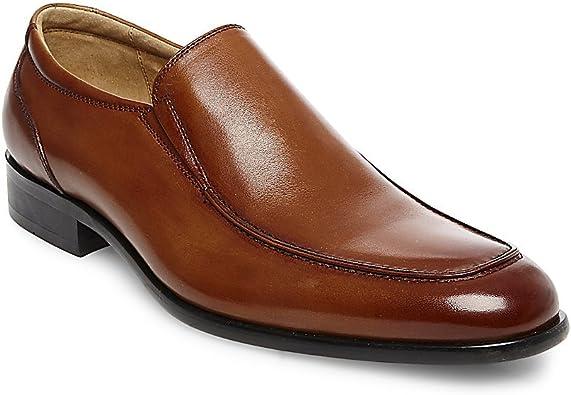 Steve Madden Mens Colt Loafers Leather