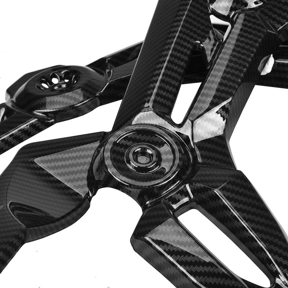 Schwarz LoraBaber f/ür Kawasaki Z900 2017 2018 2019 Links Rechts Rahmen Seitenverkleidung Verkleidung Abdeckung Z 900 17 18 19