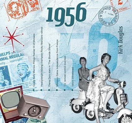 1956 de chándal para 20 Cd anzuelo clásico de años Tarjeta de ...