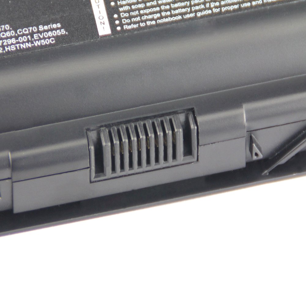 Amazon.com: 6-cell 511872-001 Replacement Laptop Battery for HP Notebook Series, HP Pavilion DV4, DV5, DV6 Notebook Series and Compaq Presario CQ40, CQ41, ...