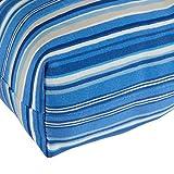Greendale Home Fashions AZ5815-SAPPHIRE Steel Blue
