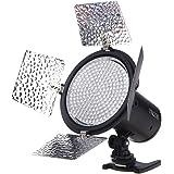 YONGNUO製  YN216  LED照明216灯 216球 LED ビデオライト 2000LM 13W  216球のLEDを搭載 カメラ&ビデオカメラ用 (3200K/5500K二色)