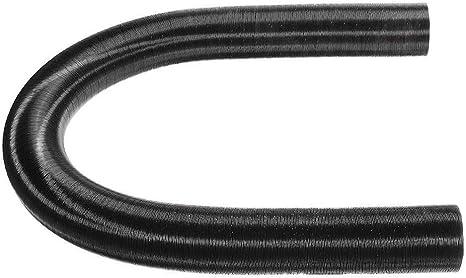 42//60//75mm Precalentador Manguera Entrada de Aire Tubo Drenaje Manguera Coche Calentador Tubo Ventila Caliente Salida de Aire Para 2000W O 6000W Aire Calefacci/ón Flexible Aluminio Tubo Aluminio