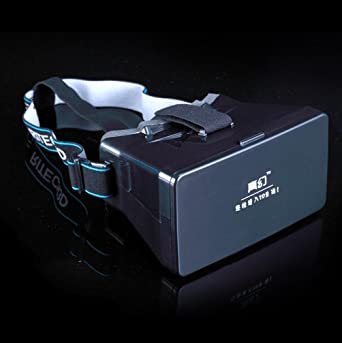 bb4e83d013e Deepon Mobile 3D virtual reality glasses 3D virtual game Storm Spirit  Mirror Mirror  Cell Phone  Computer and Video Games - Amazon.ca