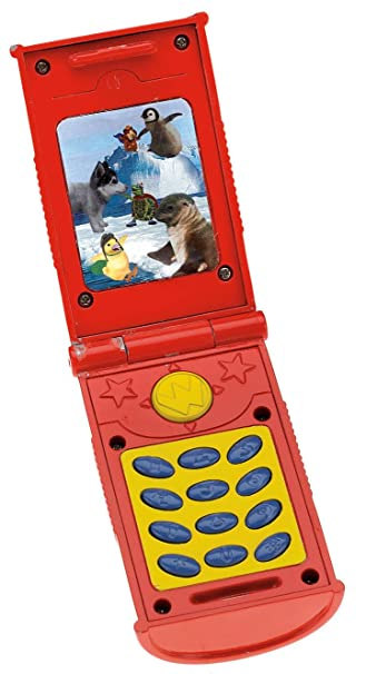 Amazon.com: Fisher-Price Wonder Pets Chat and Save Can Phone: Toys ...