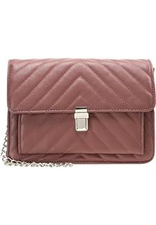 7ccfb59d881d2 Anna Field Shopper Tasche für Damen mit elegantem Kettenhenkel in ...