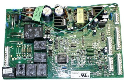 Price comparison product image GE WR55X10942 Refrigerator Main Control Board (Renewed)