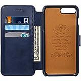 Best Iphone 6 Plus Cases For Men - iPhone 6 Plus/6S Plus Flip Case Leather Wallet Review